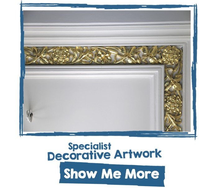 Specialist Decorative Artwork